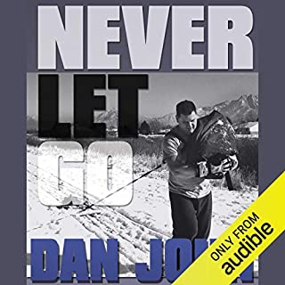 Never Let Go audiobook cover art