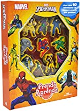 Spider-Man – Marvel: Prenda e Aprenda