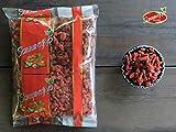 Bacche Di Goji - Origine TIBET - Pacchetto SPECIALE 2 x 500g - Categoria PRIMA - Essiccate - Senza zucchero e Senza zolfo - Ricche di energia - SORRENTINO Fruttaseccaesalute