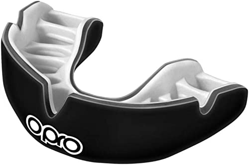 OPRO Power-Fit Mouthguard - for Rugby, Hockey, Lacrosse, MMA, Wrestling, and Other Contact Sports (Adult and Youth Sizes) product image