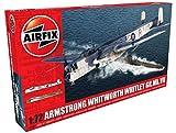 Airfix Armstrong Whitworth Whitley MK VII 1: 72 Militar Aviones Kit de plástico Modelo Escala (Hornby...
