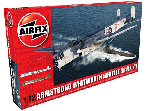 Airfix A09009 1/72 Armstrong Whitworth Whitley Mk.VII Modellbausatz