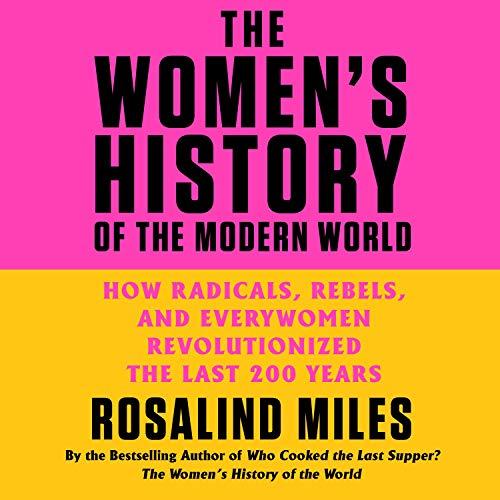The Women's History of the Modern World Titelbild