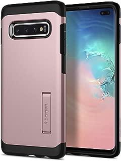 Spigen Tough Armor Designed for Samsung Galaxy S10 Plus Case (2019) - Rose Gold