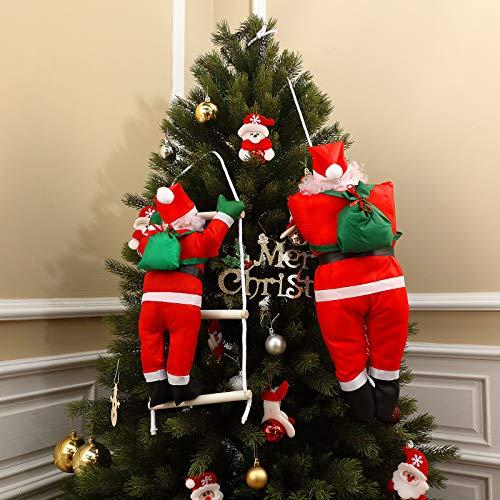 Decoración Navidad Exterior Papá Noel decoración navidad exterior  Marca WILLBOND