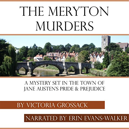 The Meryton Murders cover art