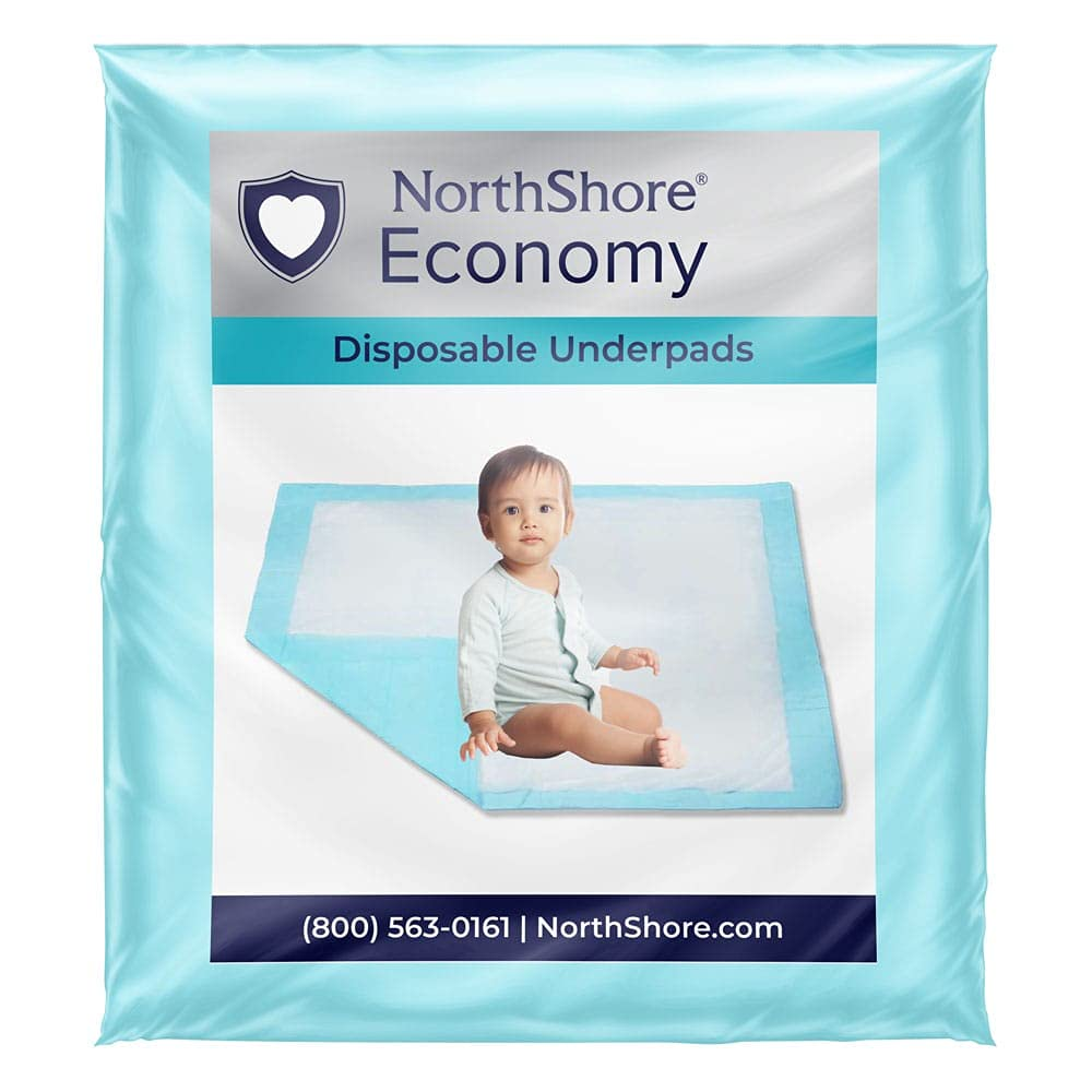 NorthShore Economy 22 x 35 15 Large Max 44% OFF Changing Baby C oz Same day shipping Pads