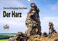Der Harz - Schoenstes Mittelgebirge Deutschlands (Wandkalender 2022 DIN A3 quer): Eine Bilderreise durch den Harz (Geburtstagskalender, 14 Seiten )