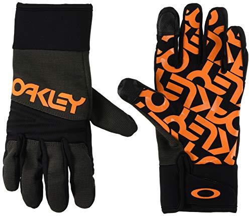 Oakley Herren Glove Factory Park Handschuh, New Dark Brush, XS