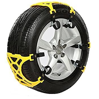 FMtoppeak Universal Thickening Car Tire Snow Chain