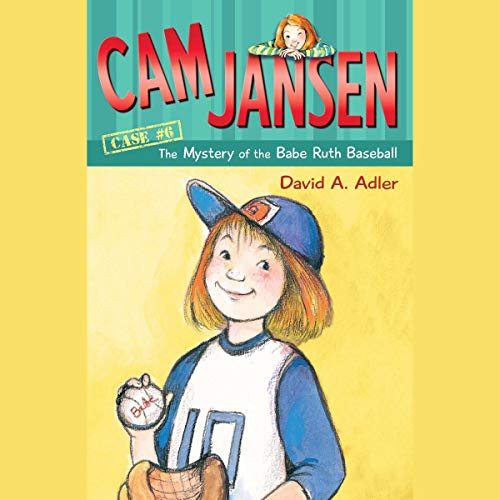 Cam Jansen, Case 6: The Mystery of the Babe Ruth Baseball