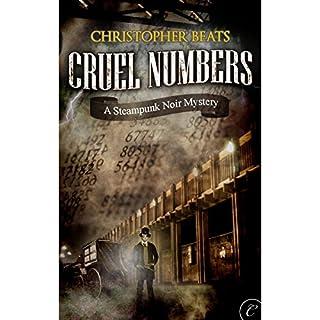 Cruel Numbers audiobook cover art