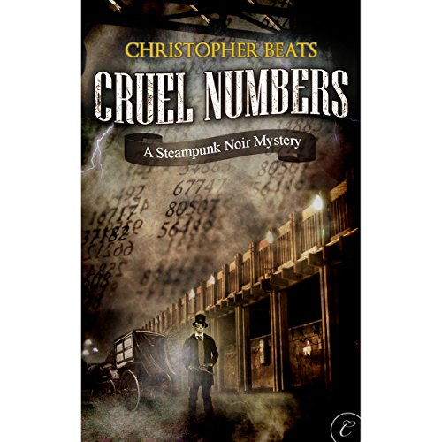 Cruel Numbers audiobook cover art