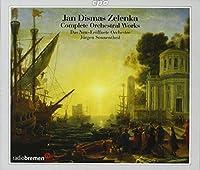 Zelenka: Complete Orchestral Works by ZELENKA (2002-09-01)