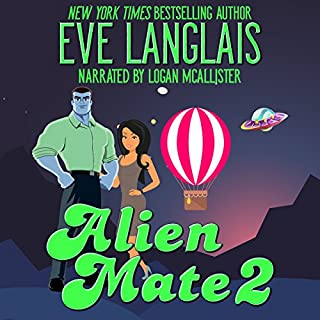 Alien Mate 2 cover art