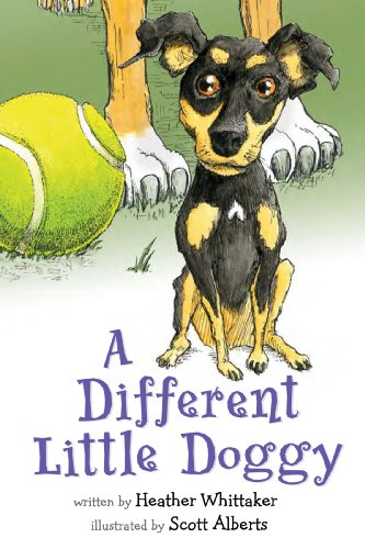 A Different Little Doggy by [Heather Whittaker, Scott Alberts]