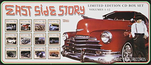 East Side Story 1-12 / Various