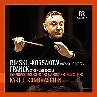 リムスキー=コルサコフ:ロシアの復活祭序曲/フランク:交響曲ニ短調