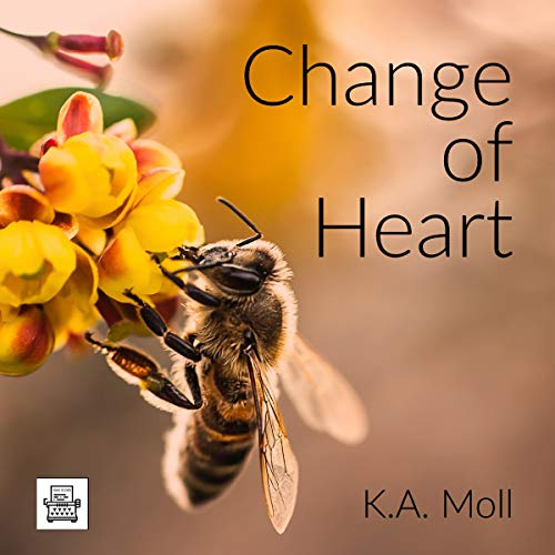 Change of Heart Audiobook By KA Moll cover art