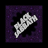 Black Sabbath Logo Pañuelo multicolor