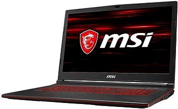 """MSI GL73 8SD-046XES - Ordenador portátil de 17"""" FHD"""