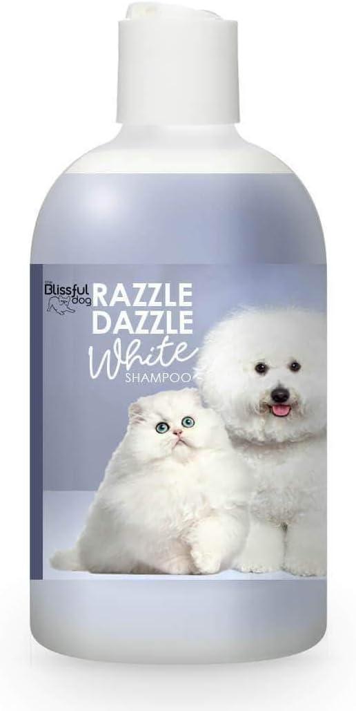 The Blissful Dog Direct store Razzle White Shampoo Directly managed store Dazzle Pet