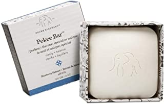 Drunk Elephant Pekee Bar - Multi-Tasking Face Wash, Toner and Moisturizing Bar Cleanser. (4 ounce)