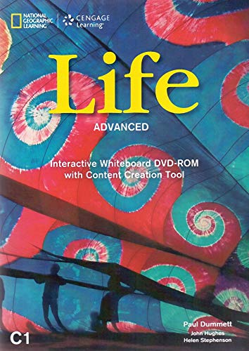 Life - First Edition - C1.1/C1.2: Advanced: Interactive Whiteboard DVD-ROM