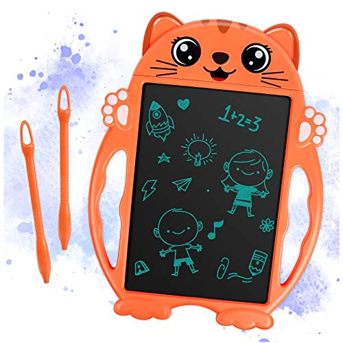 LCD Writing Tablet, Toys for 2 3 4 5 6 Years Old Girls and Boys, Best Gifts Drawing Doodle Board for Girls and Boys as Educational Christmas Birthday Gifts