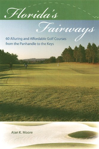 This golf guide is a great Gift Ideas for Your Snowbird Grandparents.