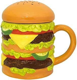 ハンバーガーマグカップ