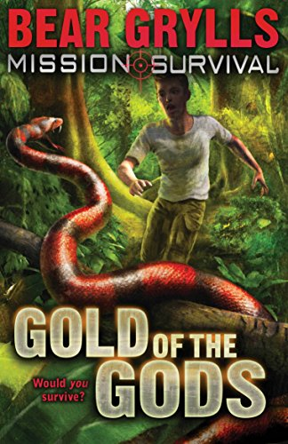 Mission Survival 1: Gold of the Gods