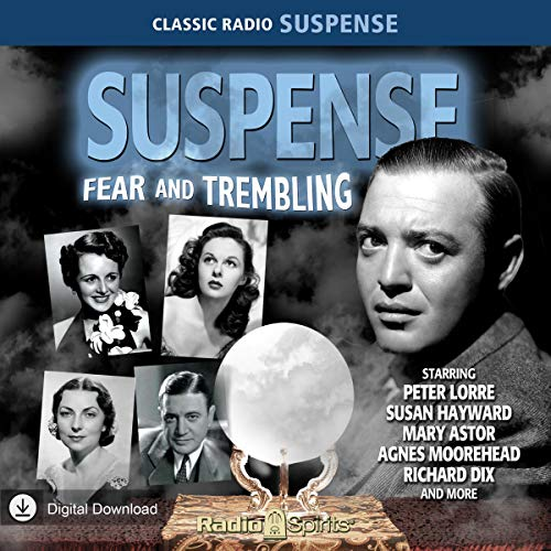 Suspense: Fear & Trembling audiobook cover art
