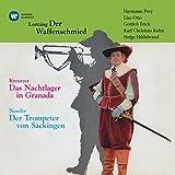 Der Trompeter von Säkkingen, Act 1: No. 1, Lied und Chor, 'Alt Heidelberg, du feine' (Die Studenten, Werner)
