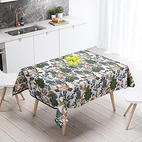 Mantel, mantel impermeable, tapete de mesa, escritorio, mesa de café, paño de cubierta, toalla de picnic, paño de fondo de fotos, mantel de mesa, adecuado para sala de estar, cocina, picnic