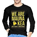 Photo de Chelsse Manche Longue Mens Mauna KEA �Burning Spear Men's Long Sleeve Cotton Jersey Shirt par