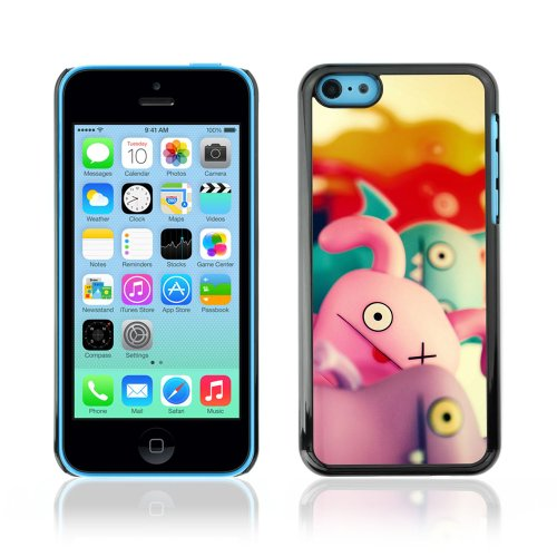 CelebrityCase Polycarbonate Hard Back Case Cover for Apple iPhone 5C ( Cute Monster )