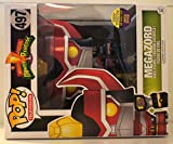 Funko - Figurine Power Rangers - Megazord Oversized SDCC 2017 Pop 15cm - 0889698141321