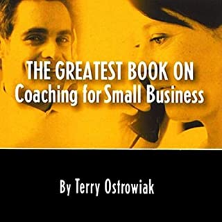 The Greatest Book on Coaching for Small Business cover art