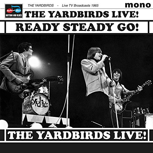 Ready Steady Go! Live In 65 [Vinilo]