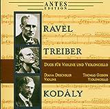 Duos für Violine U.Violoncello - Diana Drechsler / Thomas Gieron
