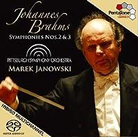 Brahms: Symphonies Nos. 2 & 3 (2008-01-29)