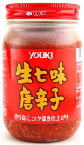 ユウキ 生七味唐辛子 450g
