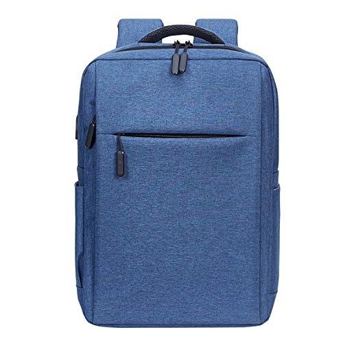 Daking-store basic backpacks Fashion Business Rucksack für Herren, 40,6 cm (16 Zoll) Laptops, Studenten, College, für Teenager, Frauen, Daypack, Männer, Rucksack -  Blau -  Größe