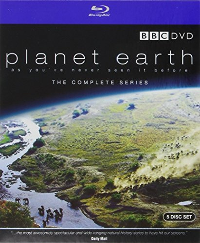 Planet Earth: Complete Bbc Series