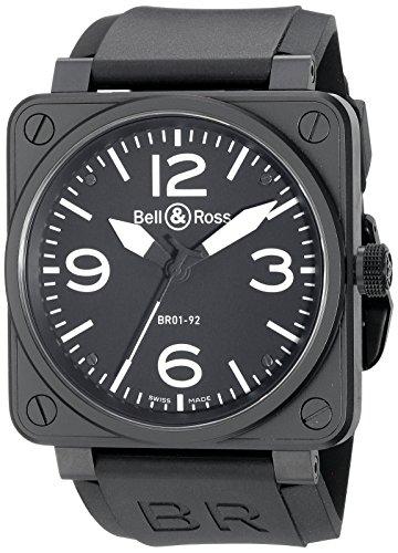 Bell & Ross BR01-92CARBON - Orologio da polso