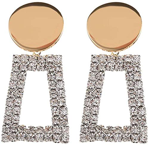 Earring Simple and fashionable temperament, long geometric earrings, exquisite fashion, popular, classic, female wil