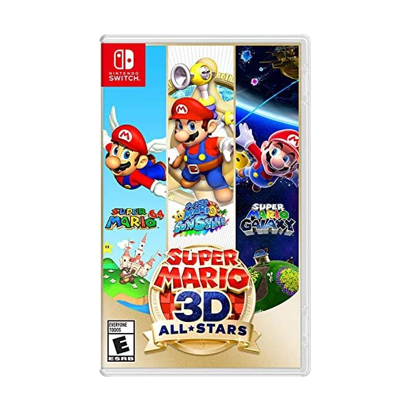Super Mario 3D All-Stars – [Twister Parent]