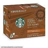 Starbucks Breakfast Blend Coffee Keurig K-Cups (24 Count)