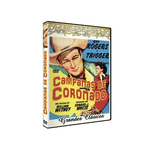 Campanas De Coronado (Import Dvd) (2014) Roy Rogers; Trigger; Dale Evans; Pat